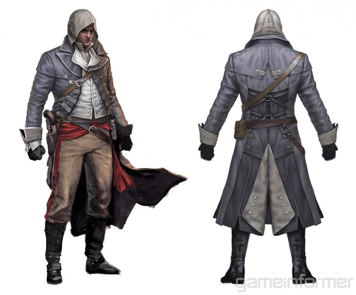 Exploring The Concept Art In Assassin S Creed Rogue Game Informer
