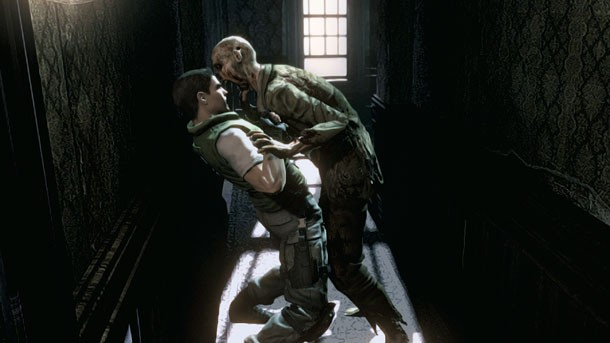Resident Evil HD Review – Extreme Makeover: Spencer Mansion