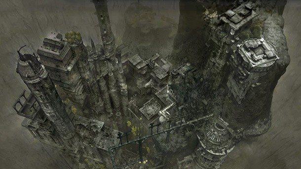 Fans visualize the last guardians full map in one large annotated the last guardians continuous adventure does a good job lending a sense of scale to the large architecture of its world it does not however gumiabroncs Choice Image