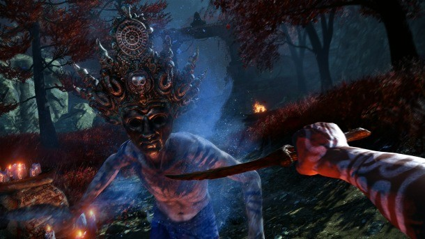 Far Cry 4 Takes Us On A Spirit Journey With A White Tiger Companion Game Informer