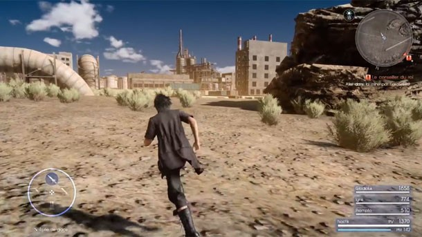 Final Fantasy XV Glitch Allows The Full Map To Be Explored   Game