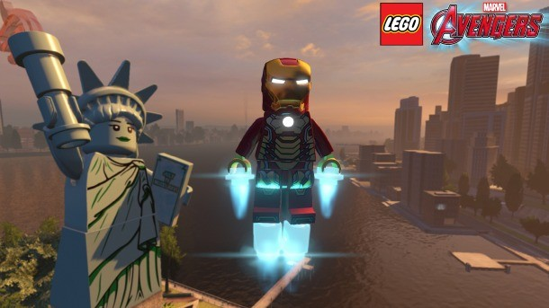 Four Reasons Lego Marvel's Avengers Might Be The Best Lego Game Yet