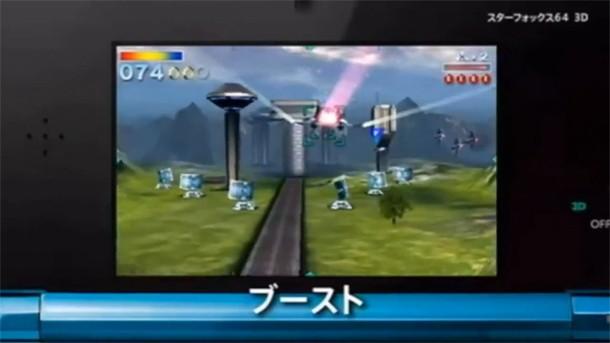 Fox Mccloud Takes Flight In Star Fox 64 3d Trailer Game Informer