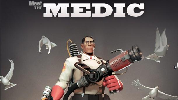 Medic Taunts