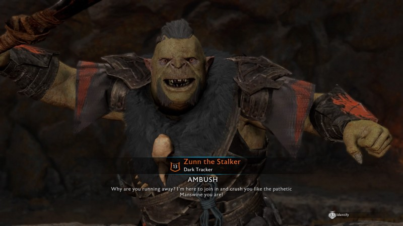 Funny To A Point – My Biggest Nemeses In Shadow Of War