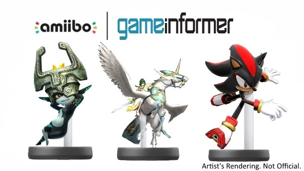 Future Amiibo Figures Wed Love To See Game Informer