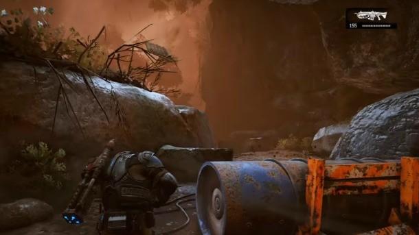 Gears Of War 4 SDCC Panel Talks JD's Full Name, Horde Mode
