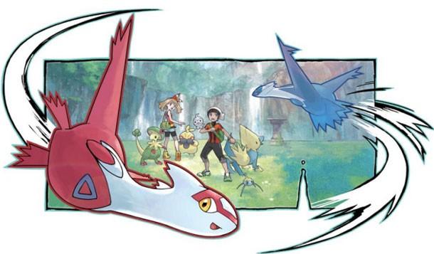 Get A Free Latios Or Latias In Pokémon Omega Ruby Or Alpha