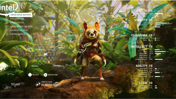 Get A Look At This RPG's Character Creator - Game Informer