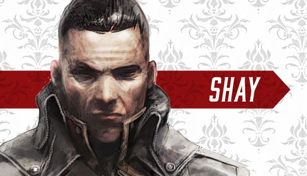 Get To Know Shay From Assassin S Creed Rogue Game Informer