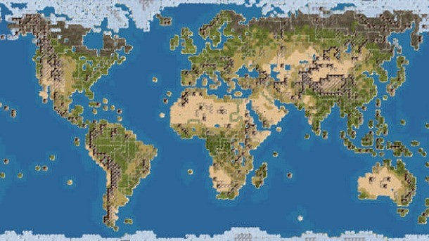 Get your civilization v map scrambled today game informer sometimes you just want to conquer a world that looks more familiar firaxis games has heard your cries taking cues from the popular civ mods to deliver gumiabroncs Images