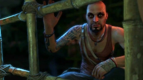 Getting To Know Far Cry 3 S Buck And Vaas Game Informer