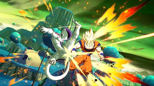 Gotenks adult gohan and kid buu announced for dragon ball fighterz japanese magazine v jump has revealed three new dragon ball fighterz characters gotenks adult gohan and kid buu according to a leak ahead of the altavistaventures Images