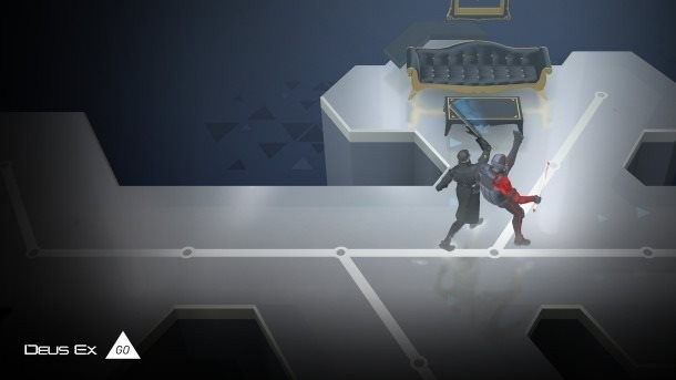 Deus Ex Go Review – Hacking By The Numbers - Game Informer