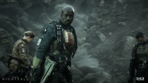 Halo Nightfall S First Episode Gets Quickly To The Point Game