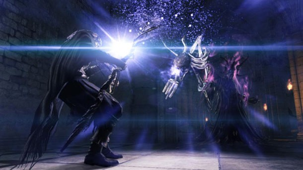 Hands On With Dark Souls III's New Magic System - Game Informer