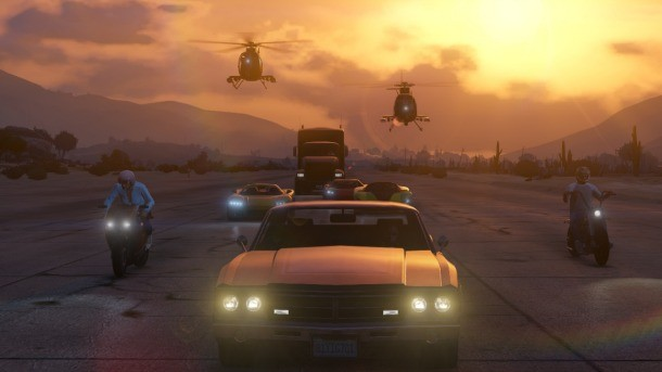 Hands On With Grand Theft Auto Online - Game Informer
