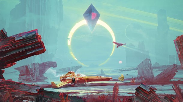 Hello Games Touches On The Lore Of No Man's Sky's Vast
