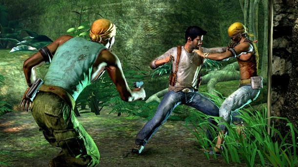 Here Are The Original Review Scores For Uncharted The Nathan