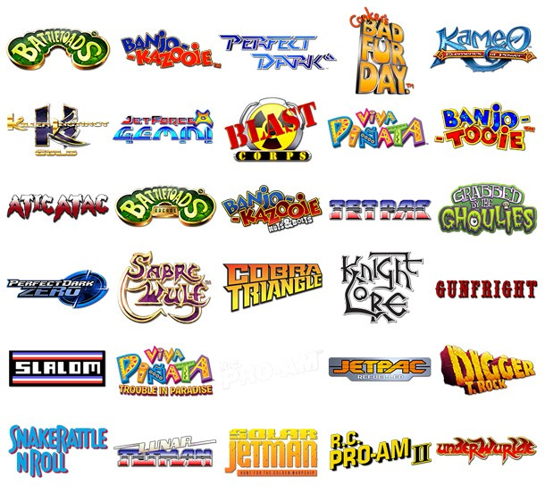 Here Are The Original Scores For All Of Rare Replay's Games