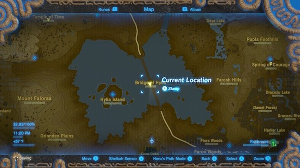 Here's Where To Find Zelda: Breath Of The Wild's Free