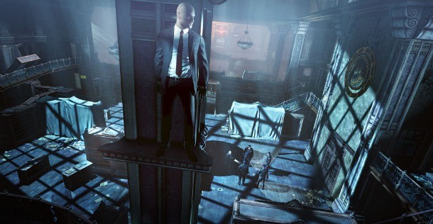 Hitman Absolution Shines In Live E3 Demo Game Informer