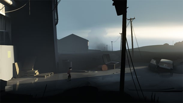 How Is The iPhone Version Of Playdead's Inside? - Game Informer