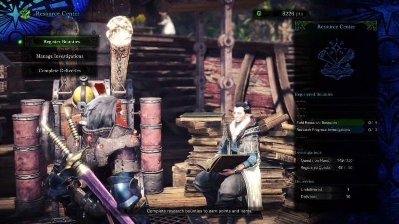 How To Get The Most Out Of Your Resources In Monster Hunter