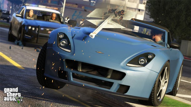 How To Play GTA V Like A Professional - Game Informer