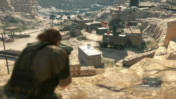How To Play Metal Gear Solid V Like A Professional - Game Informer
