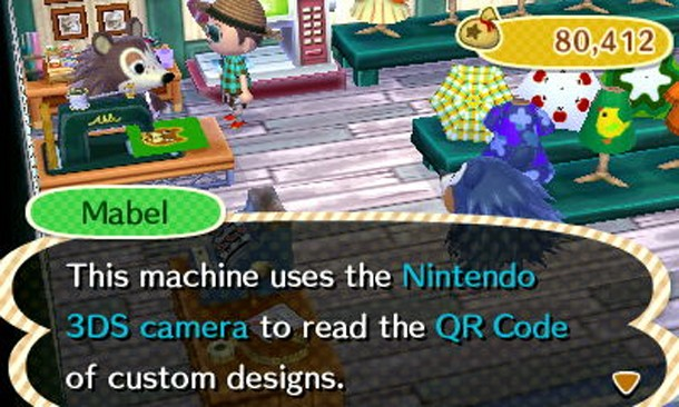 How To Unlock And Use Qr Codes In Animal Crossing New Leaf Game