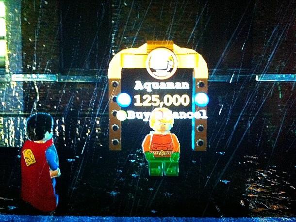 How To Unlock Aquaman In Lego Batman 2 Game Informer