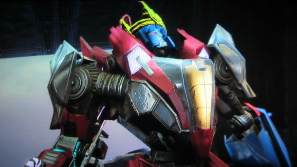 How To Unlock Starscream's Crown In Fall of Cybertron - Game