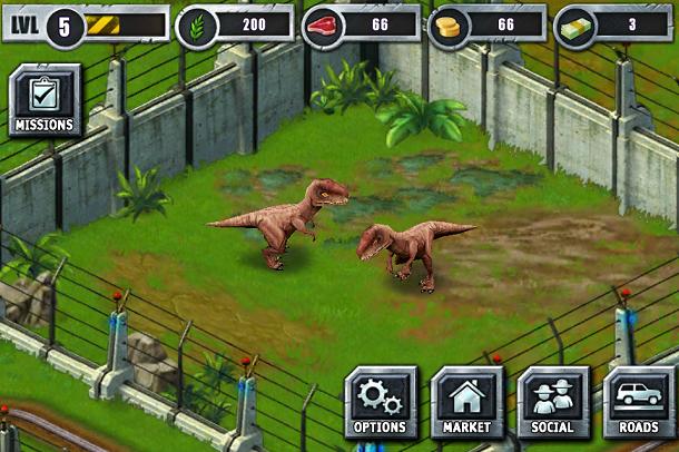 I've Decided To Endorse Jurassic Park Builder - Game Informer