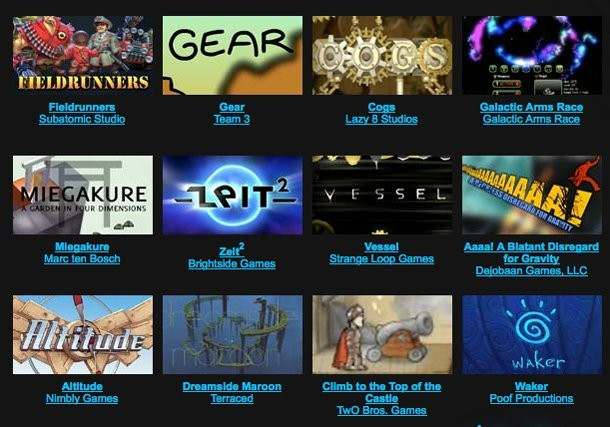 Indie Game Challenge Finalists Named - Game Informer