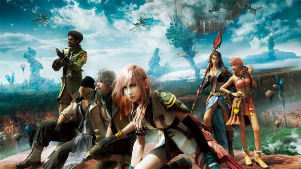 Investigating Final Fantasy XIII-2's Characters - Game Informer