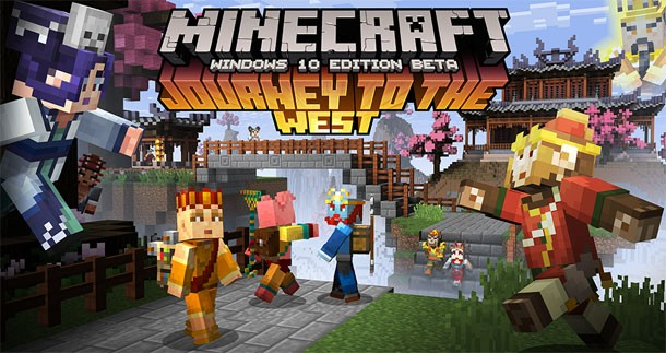 Journey To The West Skin Pack Adds Chinese Flair To Minecraft Game - Skins para minecraft pe yugioh