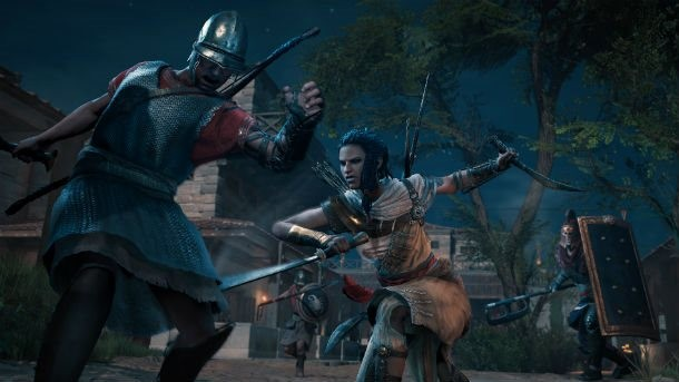 Assassin S Creed Origins Review Keeping The Faith By Questioning