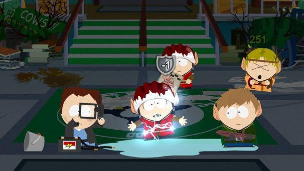 LARPing And Projectile Poop In South Park: The Stick Of