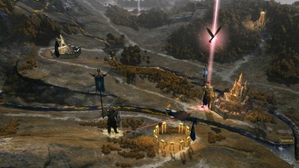 King Arthur Ii Review Lack Of Depth Limits This Fantastic Idea Game Informer