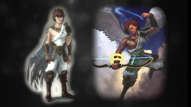 Rumors And Concept Art For Factor 5s Kid Icarus Game Has Been Floating Around The Internet Some Time But A New Video Helps To Tell Full Story Of