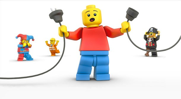 Lego Instructions Purportedly Reveal Lego Worlds Game Informer