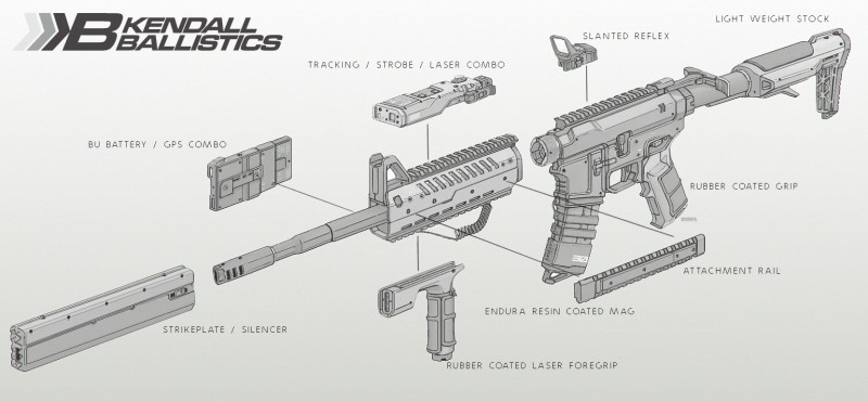 New Call Of Duty Infinite Warfare Guns