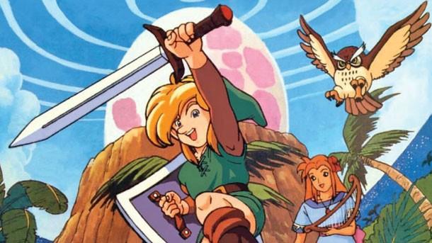 Looking Back At Zelda Links Awakening With Its Director Takashi