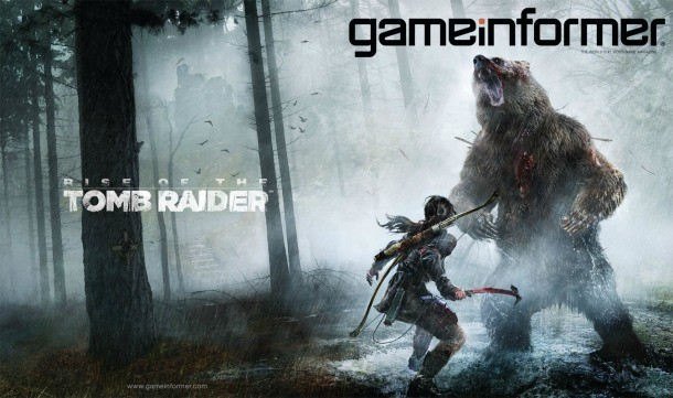 March Cover Revealed Rise Of The Tomb Raider Game Informer