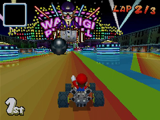 Mario Kart DS Now Available On Wii U Virtual Console - Game