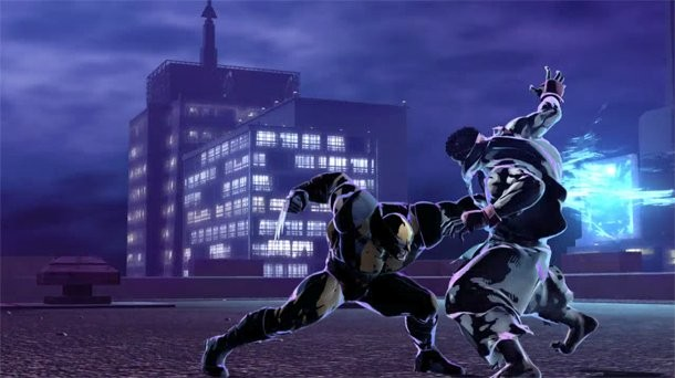 Marvel Vs  Capcom 3 Officially Debuts With A Gorgeous