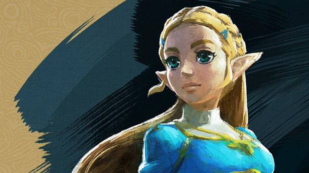 If Youve Played The Legend Of Zelda Breath Wild You Know That Princess Has A Lot Weighing On Her Shoulders In Game