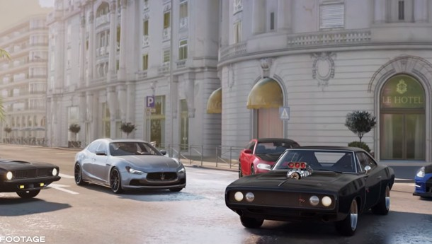 Meet The Cars You'll Drive In The Free Forza Fast And The
