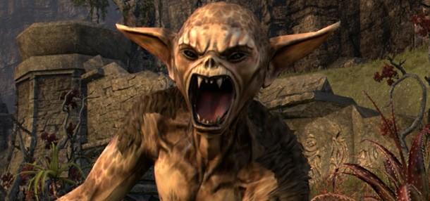 Meet The Elder Scrolls Onlines Daedra Scamps Game Informer